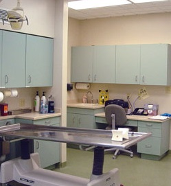 Preparation room package Embalming room design