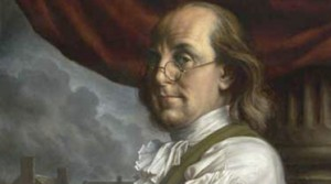 Ben Franklin ~ 13 Virtues